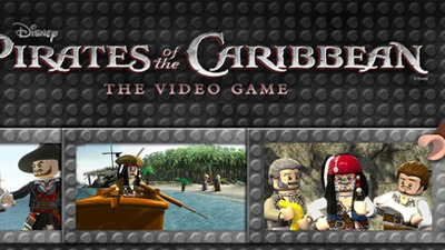 LEGO Pirates of the Caribbean  - 874633