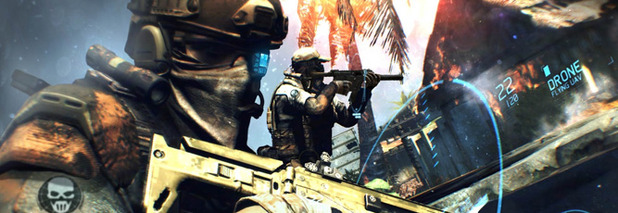 Tom Clancy's Ghost Recon: Future Soldier  - 874689