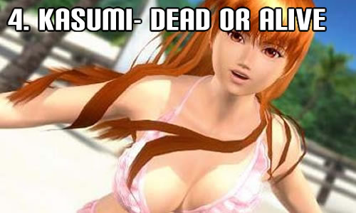 kasumi dead or alive