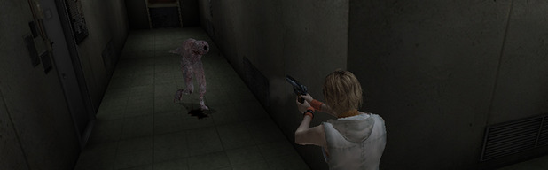 Silent Hill HD Collection Image