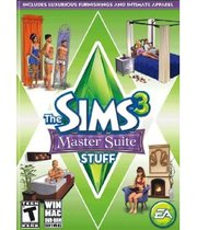 The Sims 3: Master Suite Stuff Boxart