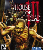 The House of the Dead III - PSN Boxart