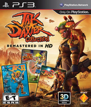 Jak and Daxter Collection Boxart
