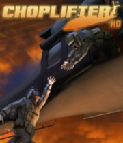 Choplifter HD Boxart