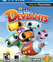Little Deviants Boxart
