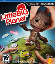 LittleBigPlanet (Vita) Boxart
