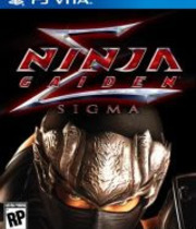 Ninja Gaiden Sigma Plus (Vita) Boxart