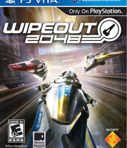 WipEout 2048 Boxart