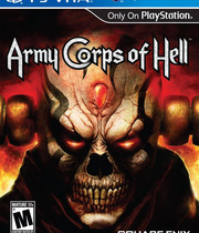 Army Corps of Hell Boxart