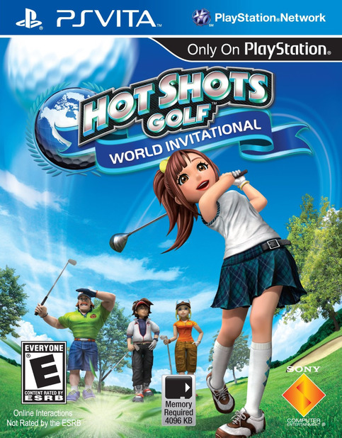 Hot Shots Golf: World Invitational  - 875066