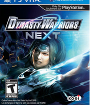 Dynasty Warriors: NEXT Boxart