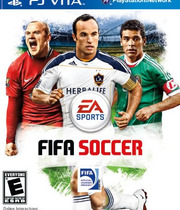 FIFA Soccer (Vita) Boxart