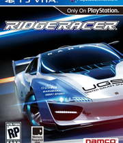 Ridge Racer (Vita) Boxart