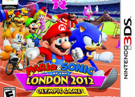 Mario & Sonic at the London 2012 Olympic Games (3DS) Image