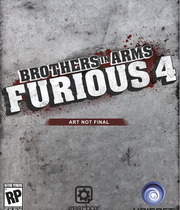 Brothers in Arms Furious 4 Boxart