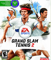 Grand Slam Tennis 2 Boxart
