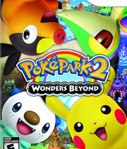PokPark 2: Wonders Beyond Boxart