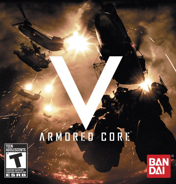 Armored Core V - Feature