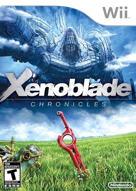 Xenoblade Chronicles  - 875126