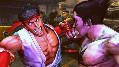 Tekken X Street Fighter  - 875130