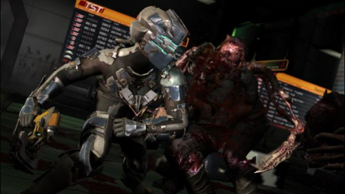 Resident Evil vs. Dead Space