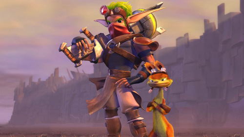 Ratchet and Clank vs. Jak and Daxter