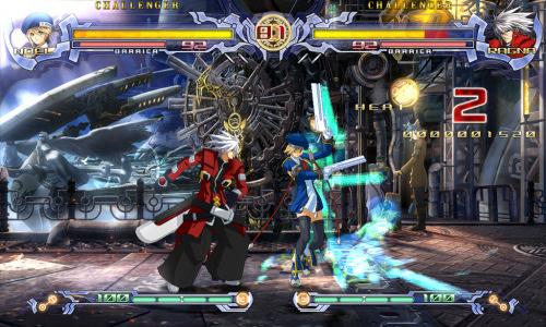 Blazblue vs. Guilty Gear