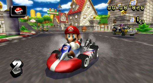 Mario Kart vs. Super Smash Bros.