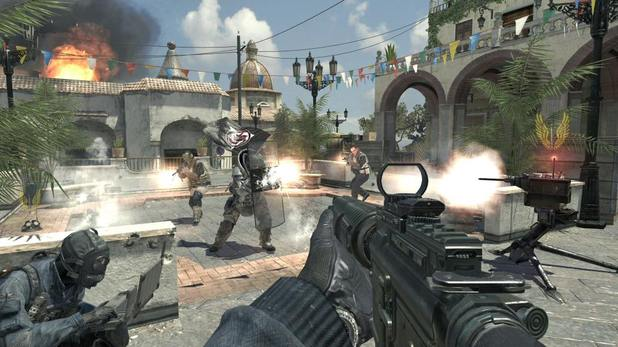 Call of Duty: Modern Warfare 3 Screenshot - 875196
