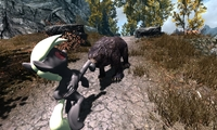 Your very own demon pony Skyrim Mod Image