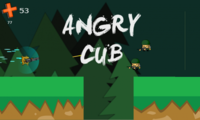 Angry Cub Game Download Image