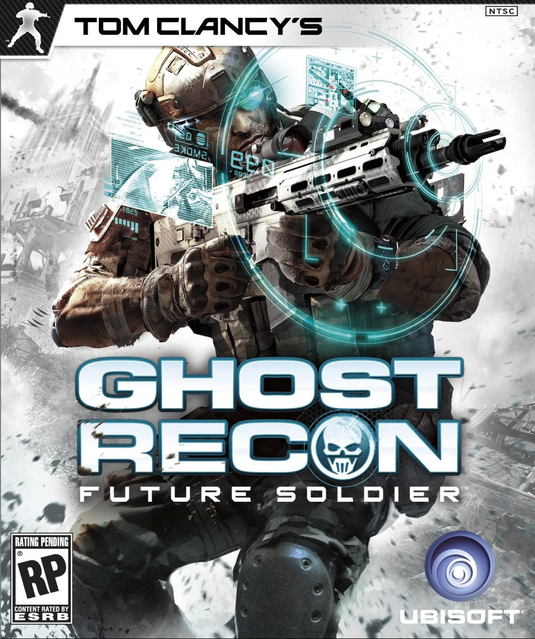 Tom Clancy's Ghost Recon: Future Soldier Boxart