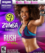 Zumba Fitness RUSH Boxart