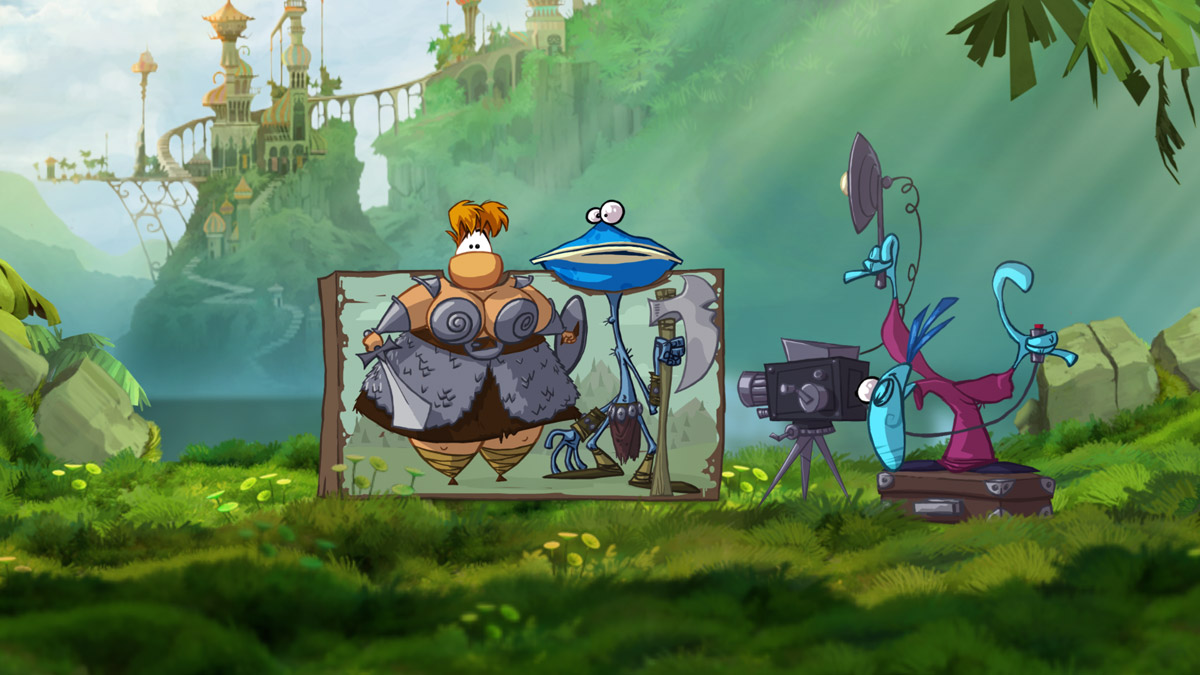 Rayman Origins - 1