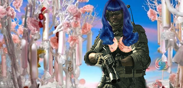 katy perry mw3