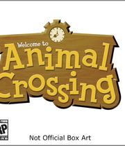 Animal Crossing 3DS Boxart