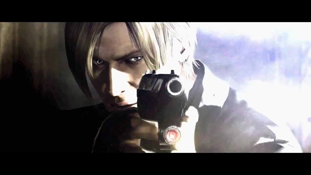 The new look Leon Kennedy