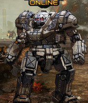 Mechwarrior Online Boxart