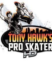 Tony Hawk&#x27;s Pro Skater HD Boxart