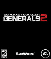 Command &amp; Conquer: Generals 2  Boxart