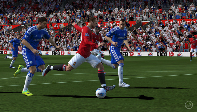 Fifa soccer vita