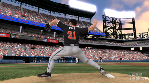 mlb 12: the show, miami marlins, heath bell