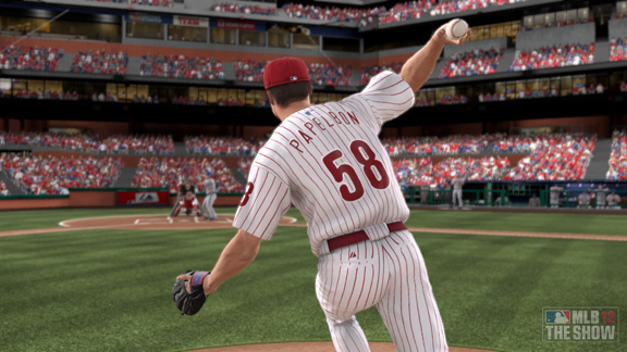 mlb 12: the show, papelbon