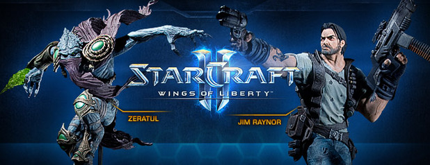 StarCraft II: Wings of Liberty  - 875755