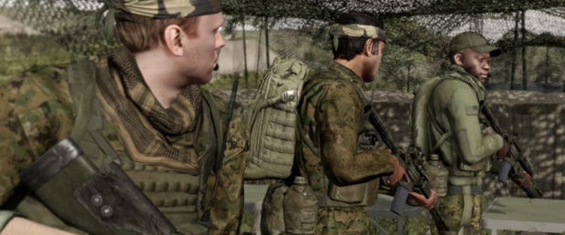 ArmA II - Feature