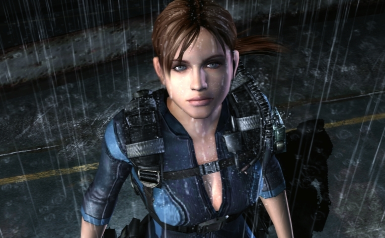 resident evil: revelation jill valentine