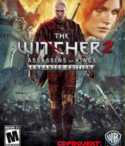 The Witcher 2: Assassins of Kings (Xbox 360) Boxart