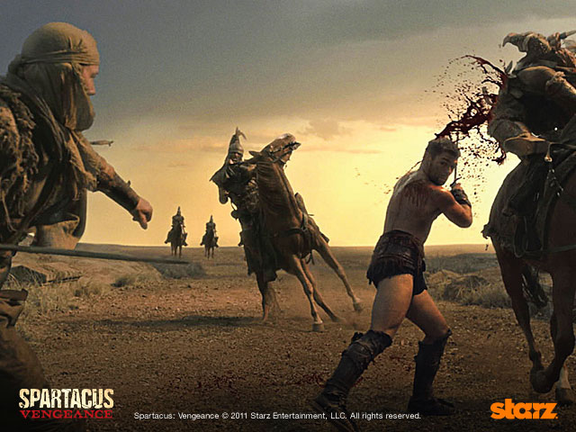 Spartacus: Vengeance