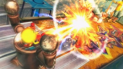 Street Fighter X Tekken  - 875949