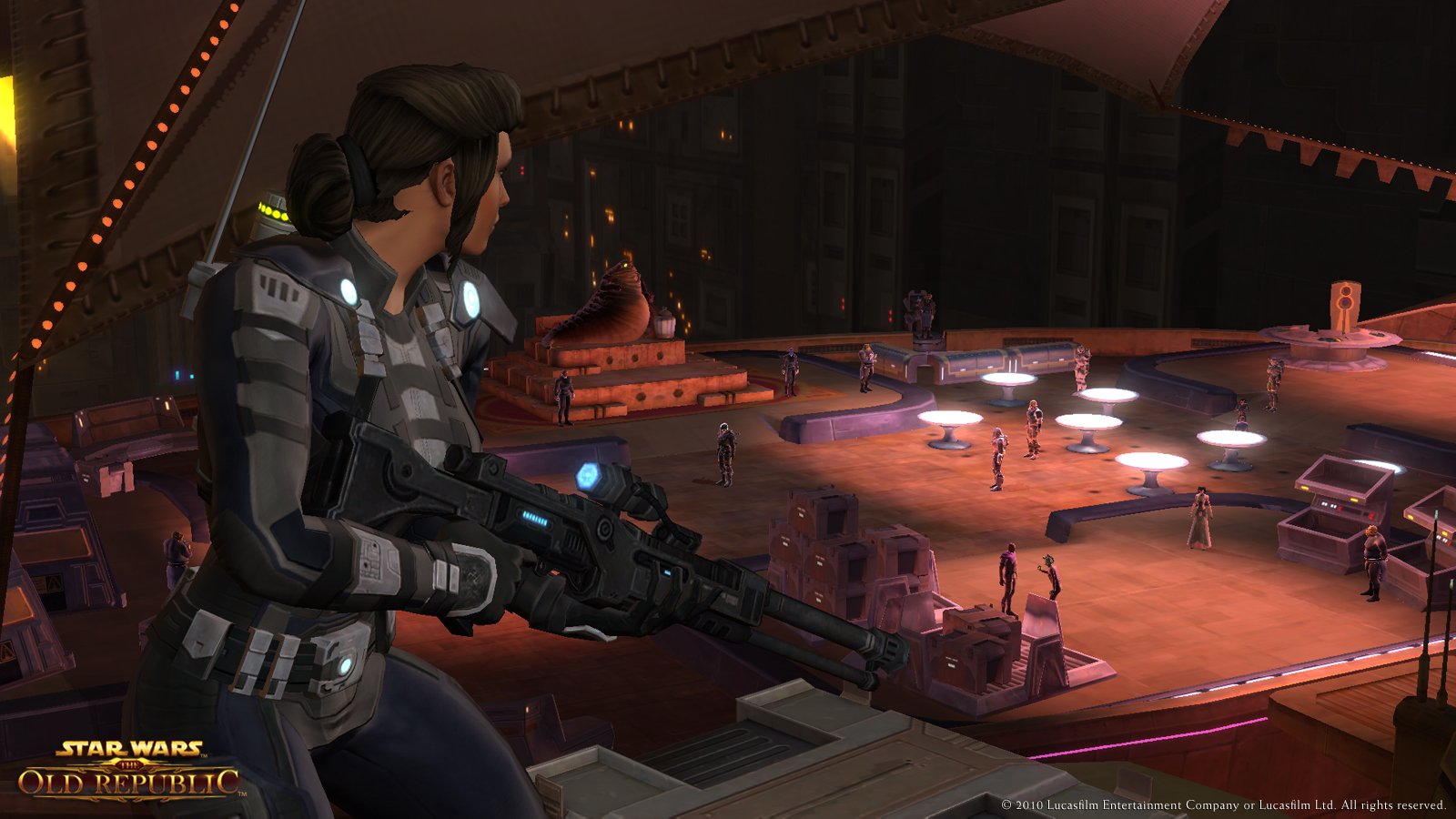 SWTOR Operative